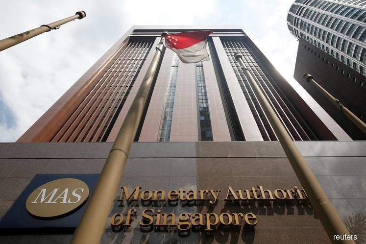 Singapore central bank leaves policy unchanged as expected