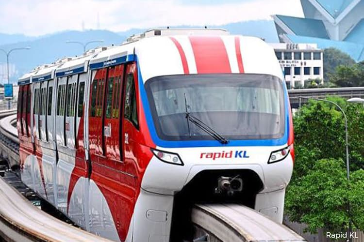 Three sets of monorail trains to be delivered by Aug 16, says transport minister