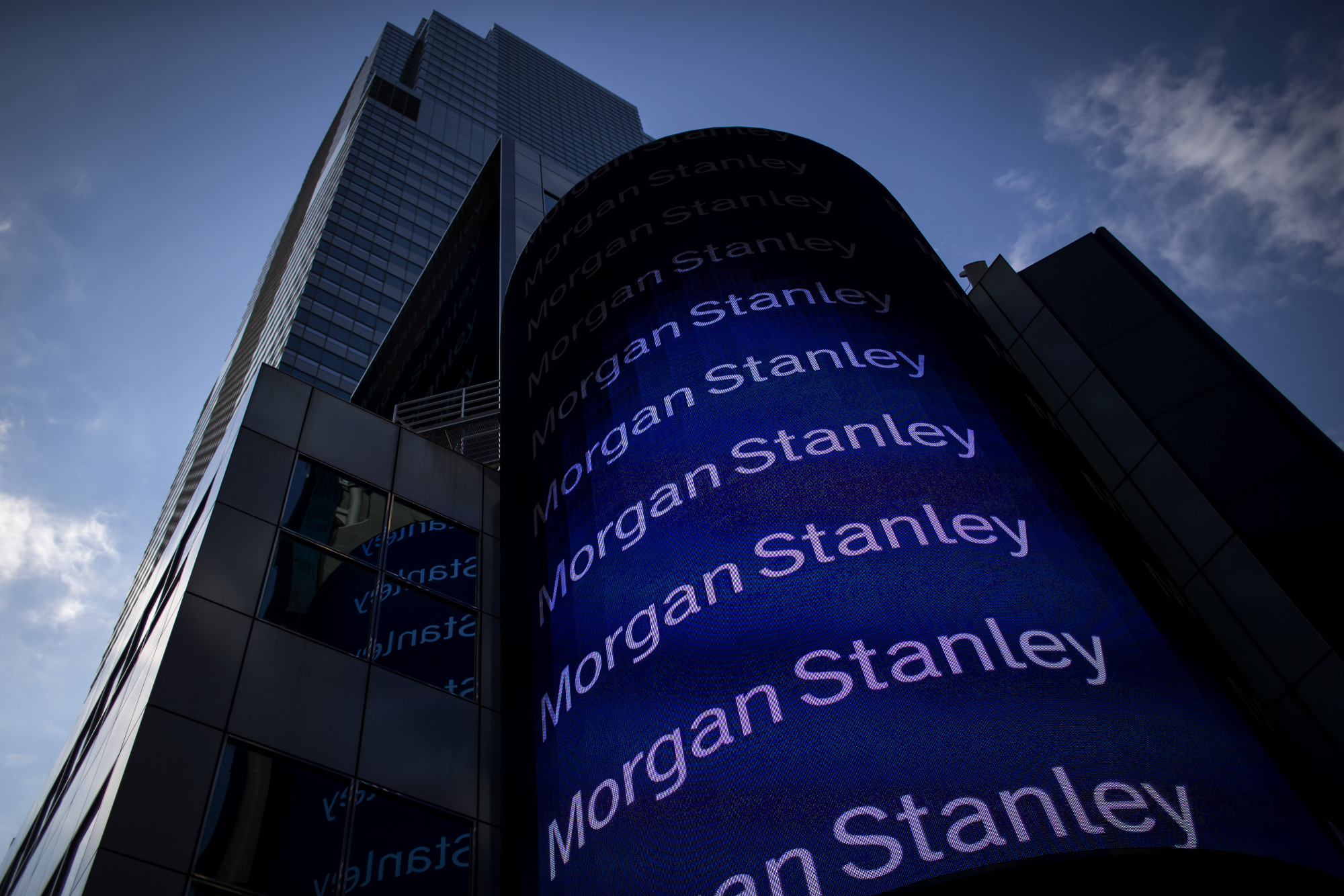 Morgan Stanley shares soar after Gorman boosts performance targets