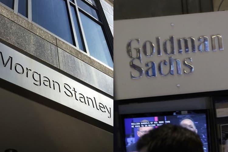Goldman and Morgan Stanley Warn on Trade War Risks