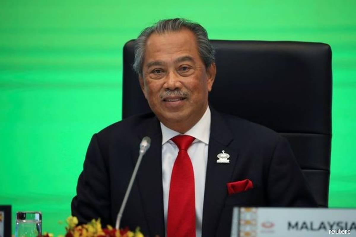 Prime Minister Tan Sri Muhyiddin Yassin (Reuters filepix)
