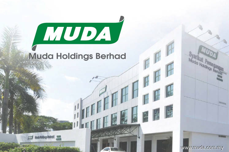 Muda slumps 24.8% after drop in 1Q earnings