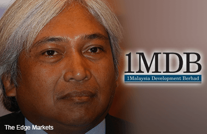 国行总裁:1MDB本应调回的18.3亿美元用于重组债务
