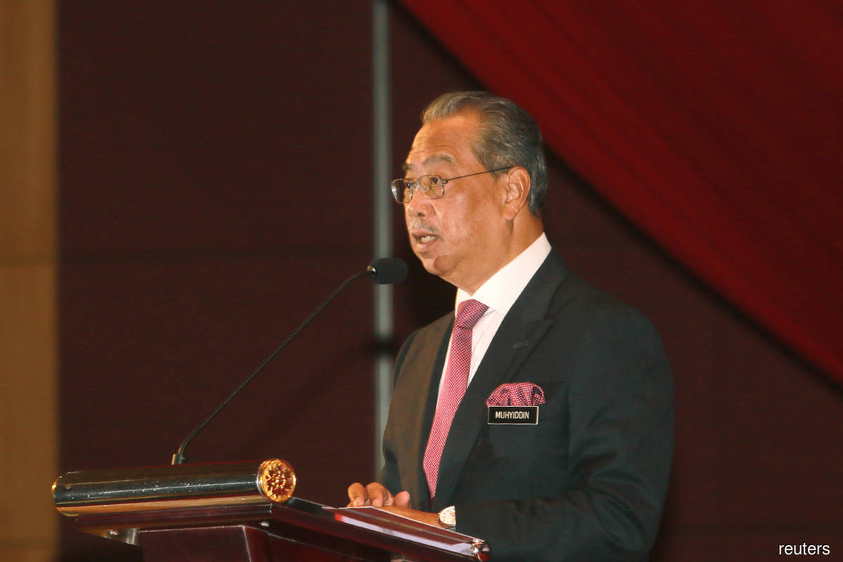 It's all up to Sabahans now, says Muhyiddin