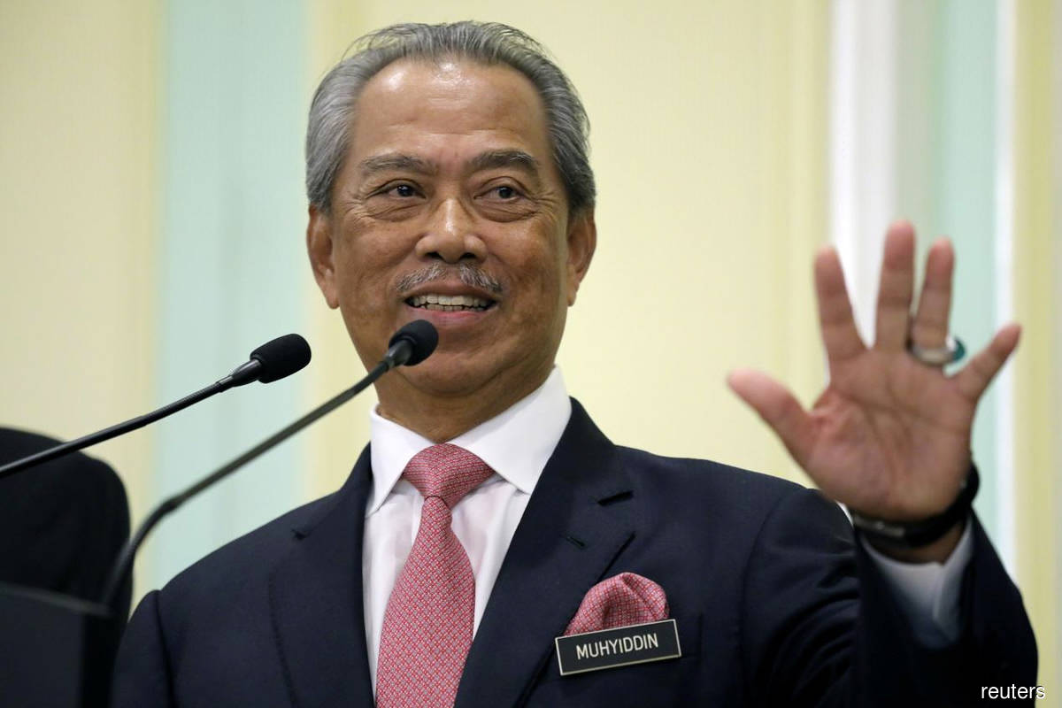 Cloud, cybersecurity services for govt great start to MyDIGITAL initiative, says Muhyiddin