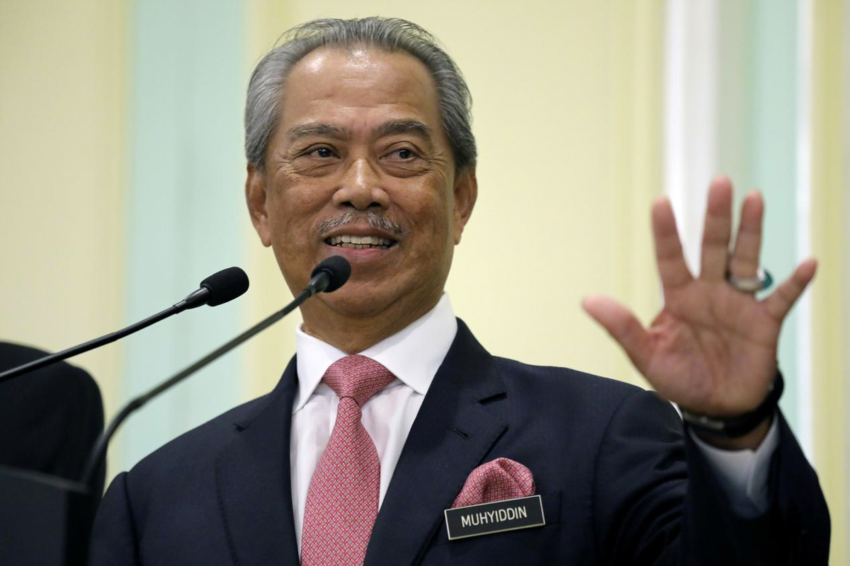 Early GE15 if GRS wins in Sabah, says PM Muhyiddin
