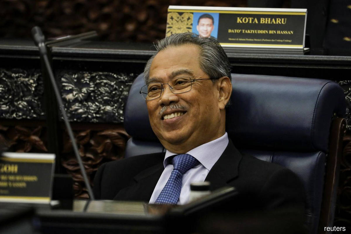 Muhyiddin leaves for official visit to Makkah today