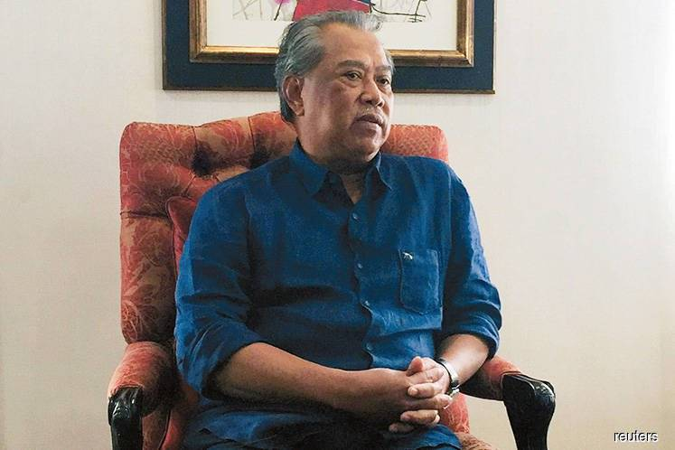 Muhyiddin: Selling banned BRI comic? We will confiscate them