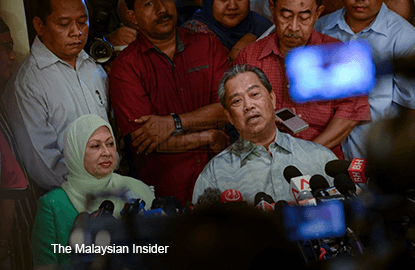 1MDB fact sheet given to ministers, but incomplete, says Muhyiddin