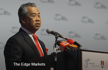 Umno's future at stake after Mukhriz's ouster, says Muhyiddin