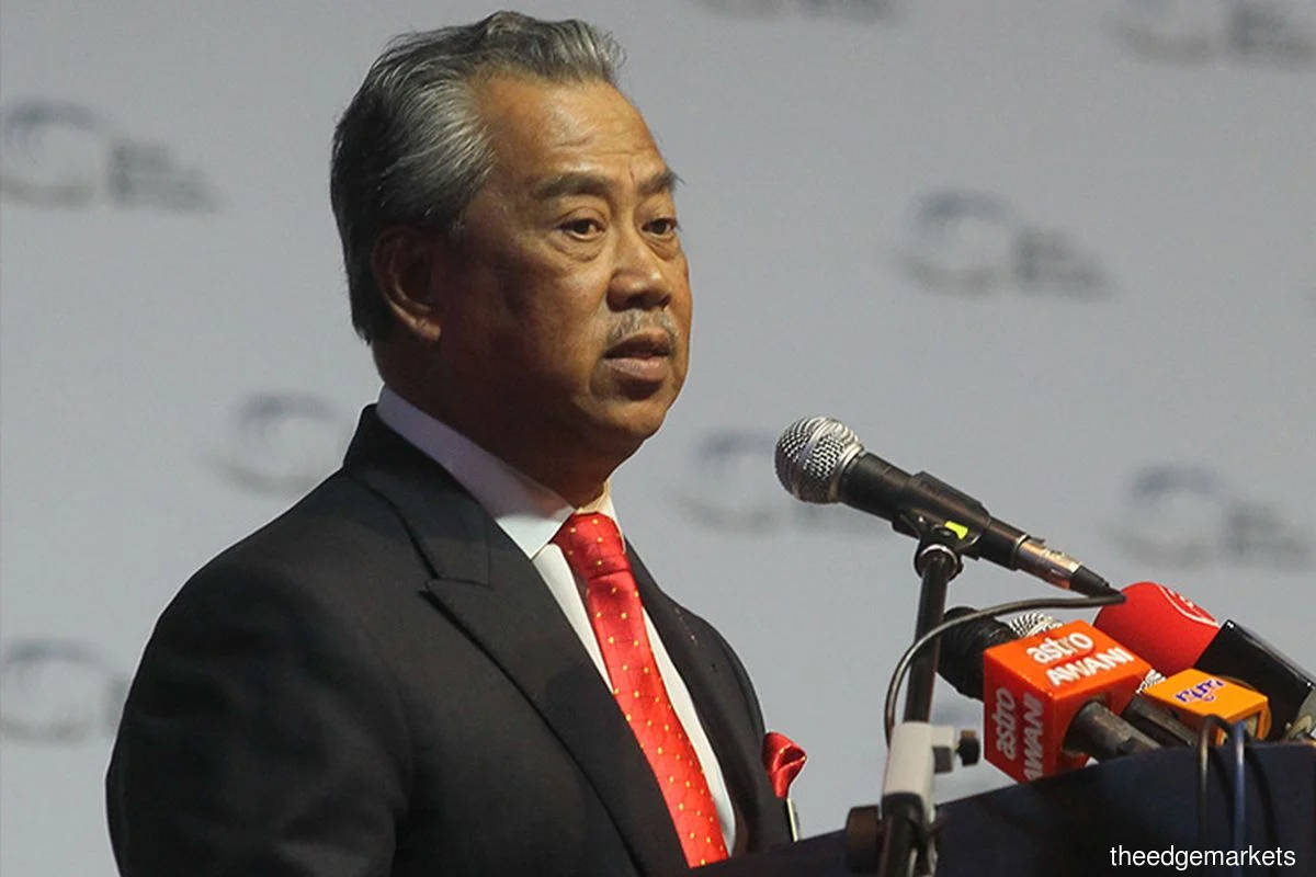 Malaysia 2021 economic growth projected at 6.5% to 7% - PM Muhyiddin
