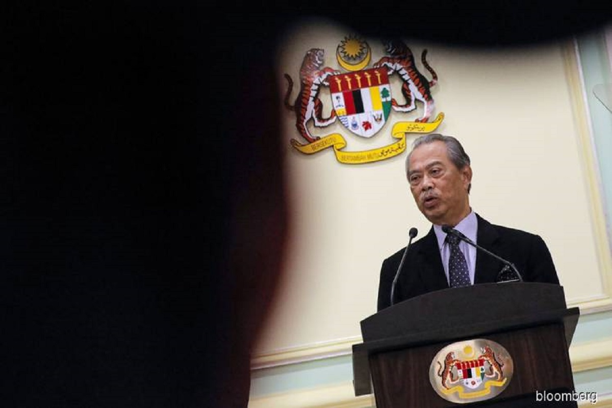 Until Anwar proves his claim I'm still the rightful PM, says Muhyiddin
