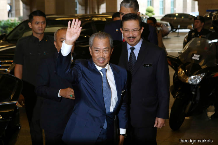 Politics and Policy: Muhyiddin and his Cabinet