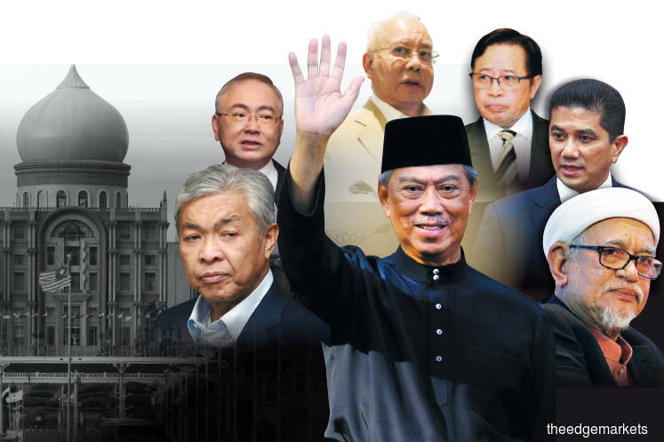 Cover Story: Muhyiddin's many challenges