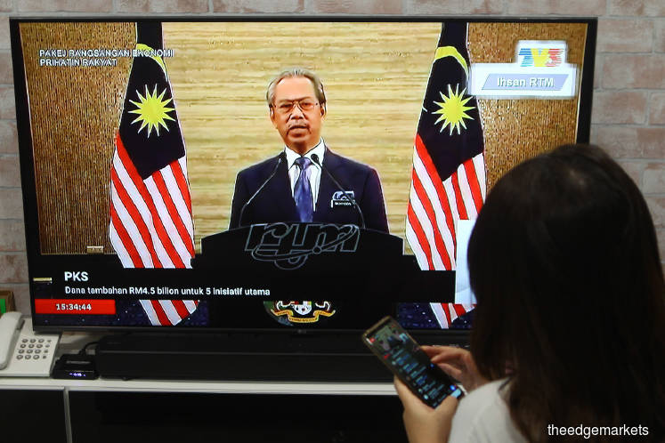 Politics and Policy: Muhyiddin in the groove