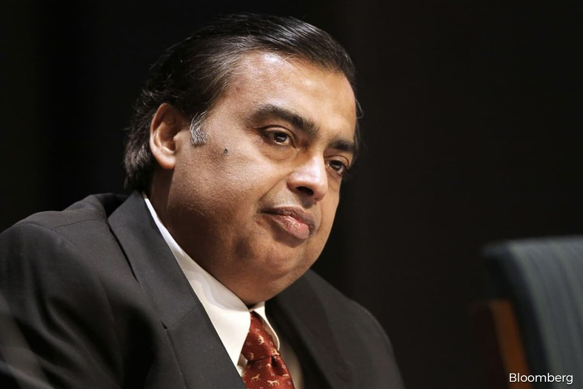Ambani sold a tech dream for US$27 bil. Now he has to deliver