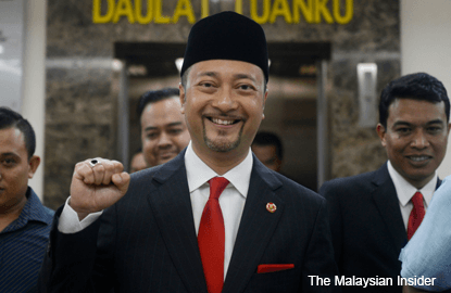 Kedah opposition respects Mukhriz's decision to step down as MB