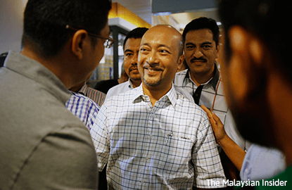 Now I'm free to speak my mind, says Mukhriz