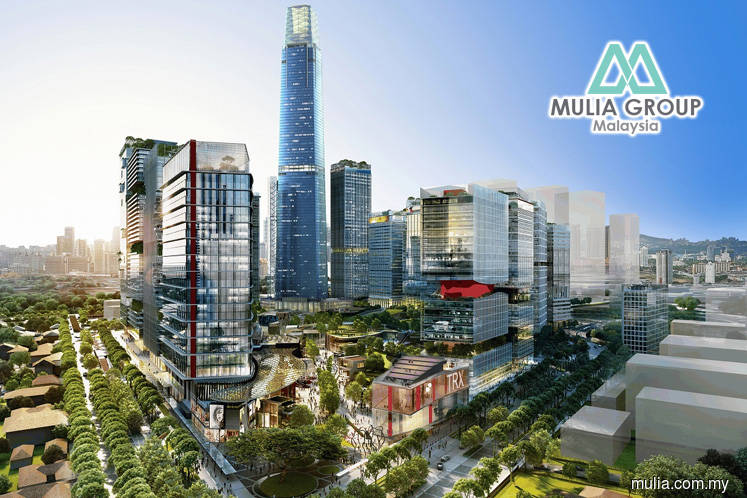 An icebreaker for Mulia Property Development