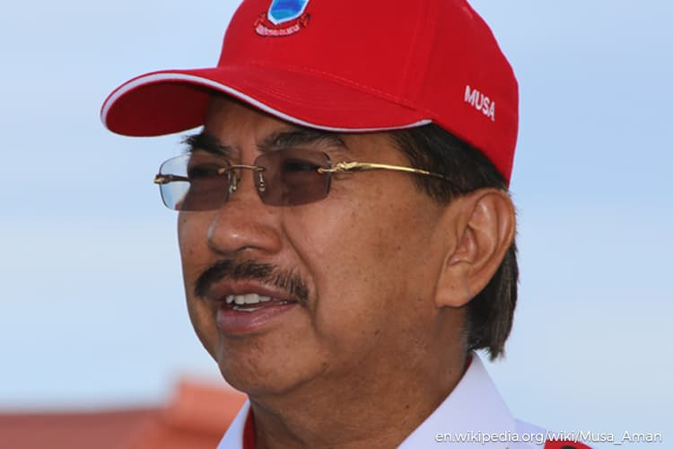 MACC: Musa Aman to face charges at KL Sessions Court at 2pm today