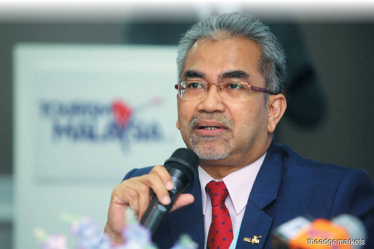 Cover Story: 'Malaysia working to regain its footing'