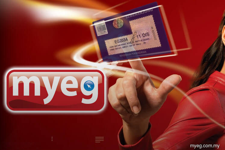 MYEG (0138) MyEG Services Bhd unit acquires 40% stake in Indonesian company for US$10 mil