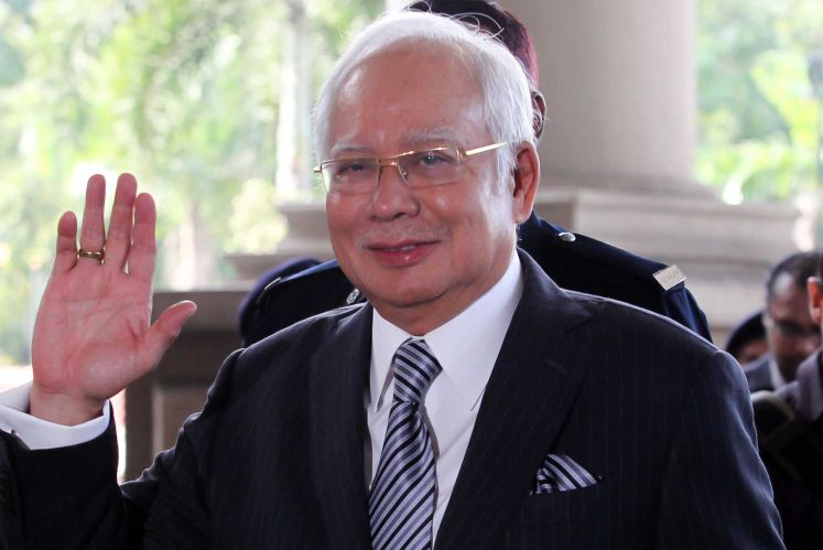 Datuk Seri Najib Razak became the first Malaysian Prime Minister to be sentenced to jail and fined for various offences.