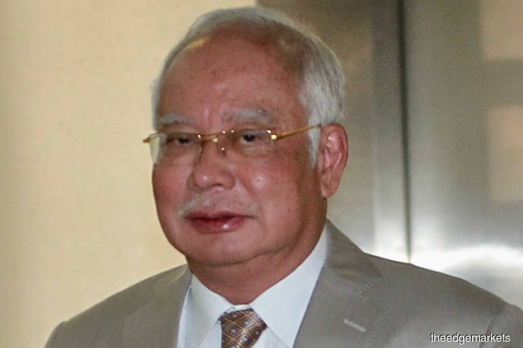 Najib's SRC trial: Najib's current accounts were coded by AmBank, approved by Bank Negara