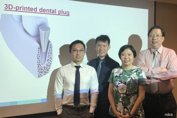 Singapore to start clinical trial to test efficacy of 2nd generation dental plugs