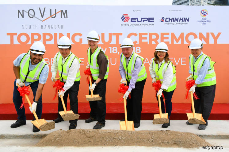 Eupe to launch third Klang Valley project early next year