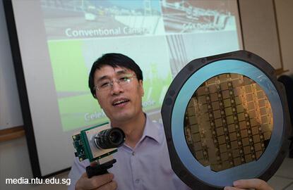 NTU invents ultrafast camera for autonomous vehicles