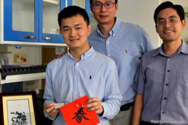 Power dressing: NTU scientists create fabric that generates electricity