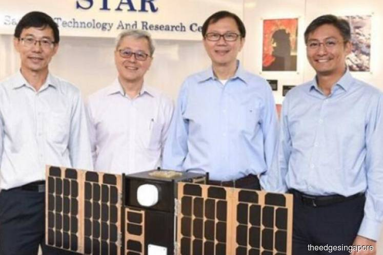 NUS, DSO launch satellite research centre to promote space technology