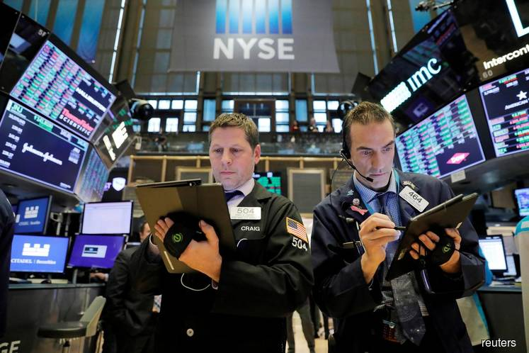 Snapshot: Wall St rises on hopes of lockdown easing, jobless claims