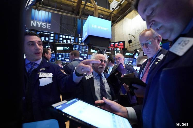 Wall St rises on better-than-feared jobs report, easing Sino-U.S. tension