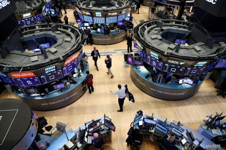 Futures rise at the end of stormy week