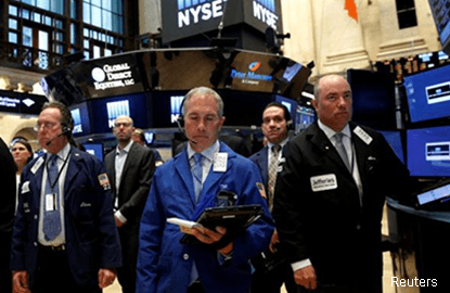 US stock funds saw strong inflows ahead of selloff — ICI