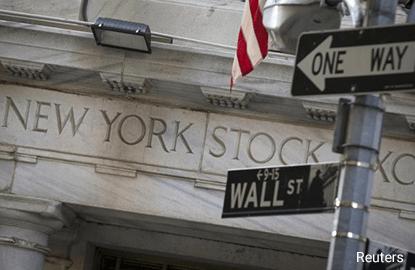 Wall Street higher as Apple gains; Nasdaq hits record high