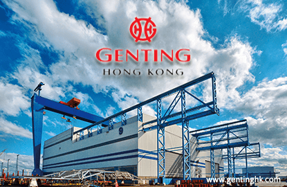 Genting Hong Kong buys 3 German shipyards for RM1.04b