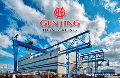 云顶香港10.4亿令吉购三家德国船厂
