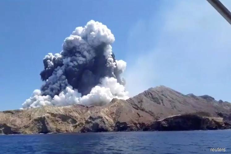 Five confirmed dead in New Zealand volcanic eruption, says police