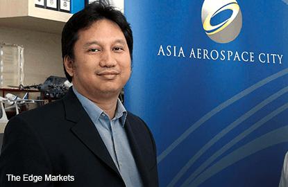 Asia Aerospace City gaining altitude