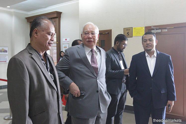 Azlin purportedly told Najib that Saudi king will make more donations