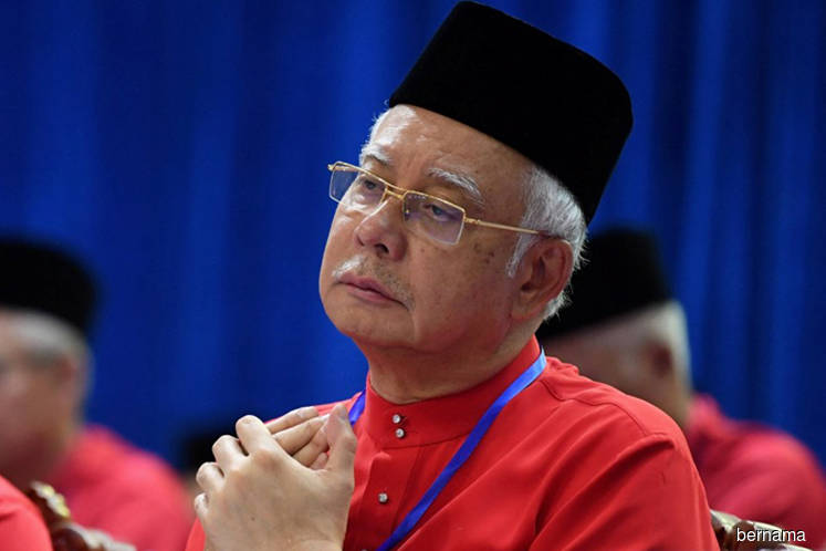 Najib questions purpose of Harapan Coin