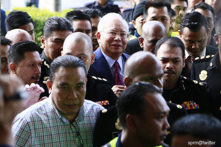 'Govt not one to decide if Najib's trial should be telecast live'