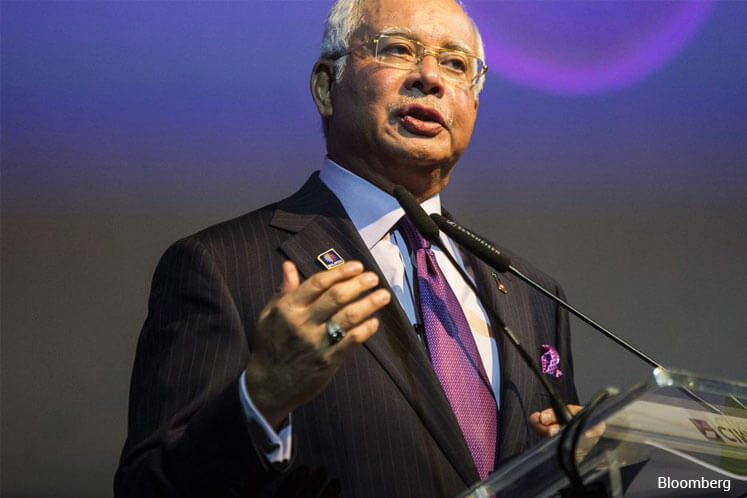 PM Najib to Qatar Emir: Malaysian companies hope to participate in 2022 FIFA World Cup projects