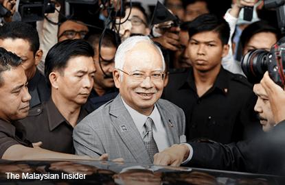 Doubts raised about Saudi 'donation' to Najib, reports WSJ