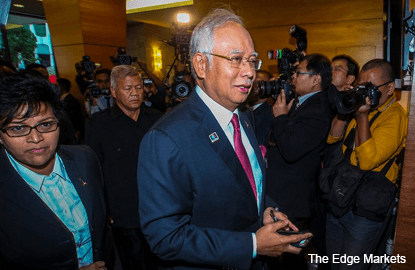 Najib returned donation to Saudis in August 2013, says A-G