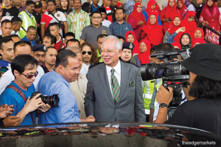 Najib's two graft cases moved to High Court