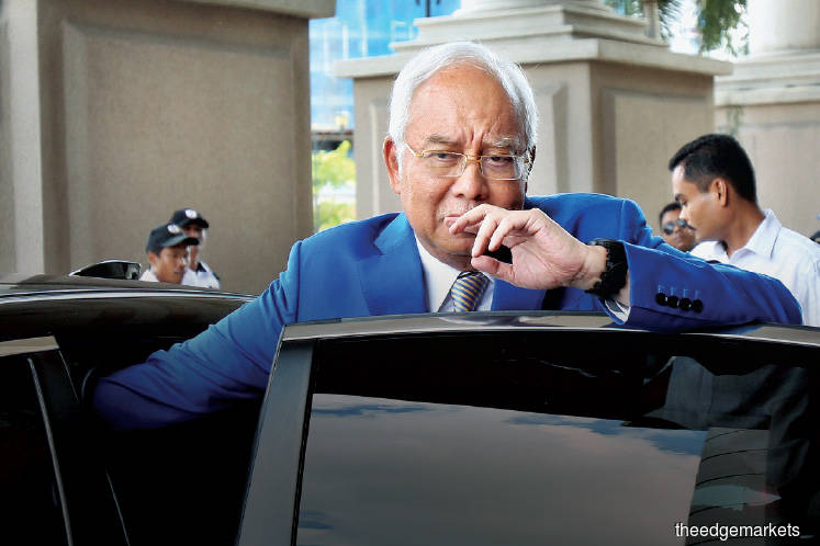 Additional tax bill slapped on Najib jumps to RM1.69b